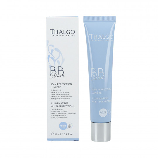 THALGO BB ILLUMINATING Multi-Perfection - Gold SPF15 Ivory 40ml