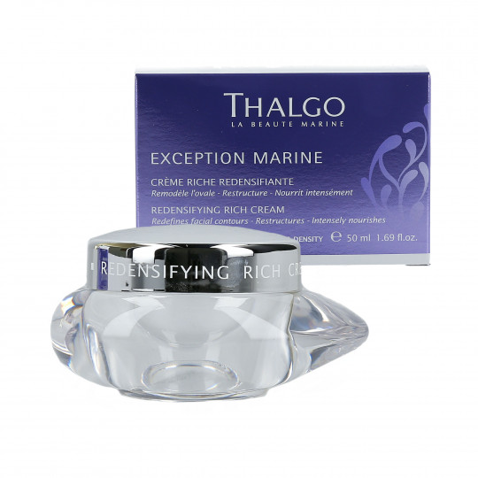 THALGO EXCEPTION MARINE Redensifying Rich Cream 50ml