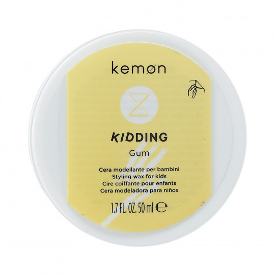 KEMON LIDING KIDDING Gum styling wax for kids 50ml