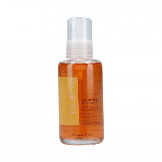 FANOLA NOURISHING Restructuring fluid crystals 100ml