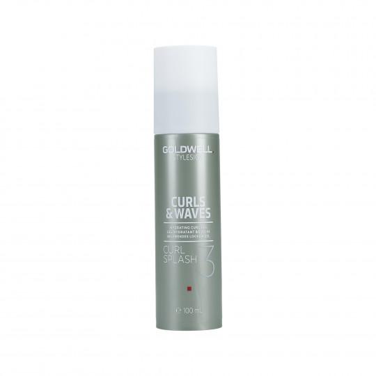 GOLDWELL STYLESIGN CURLS&WAVES Curl Splash Hydrating Hair Gel 100ml - 1