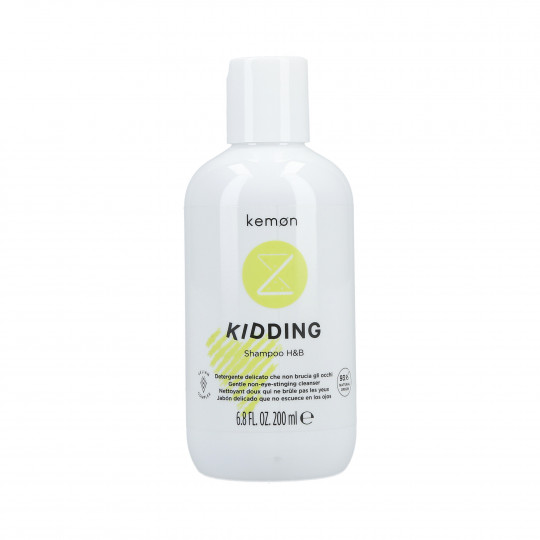 KEMON LIDING KIDDING Gentle hair and body cleanser 200ml