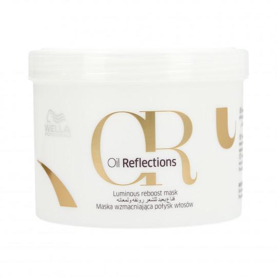 WELLA PROFESSIONALS OIL REFLECTIONS Luminous reboost mask 500ml - 1