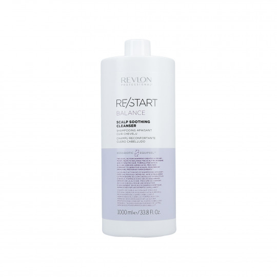 REVLON PROFESSIONAL RE/START Balance Scalp Soothing Shampoo 1000ml