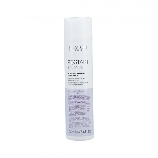 REVLON PROFESSIONAL RE/START Balance Scalp Soothing Shampoo 250ml