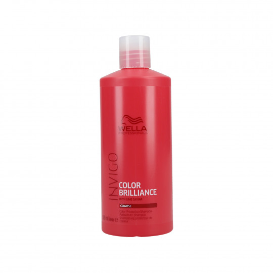 WELLA PROFESSIONALS INVIGO COLOR BRILLIANCE Coarse hair shampoo 500ml