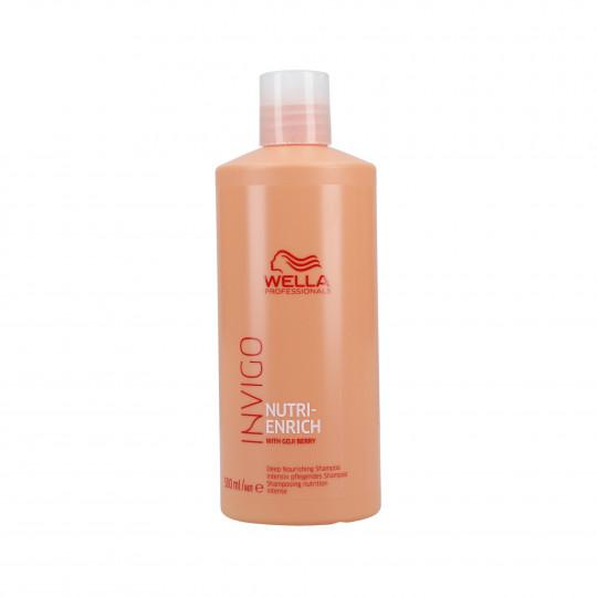 WELLA PROFESSIONALS INVIGO NUTRI-ENRICH shampoo 500ml
