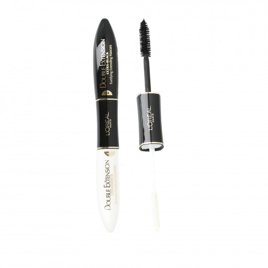 MASCARA DOUBLE EXTENSION CARBON BLACK