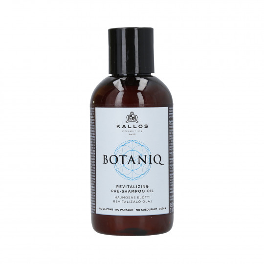 KLS BOTANIQ REVITALIZING PRE-SHAMPOO OIL 150ML