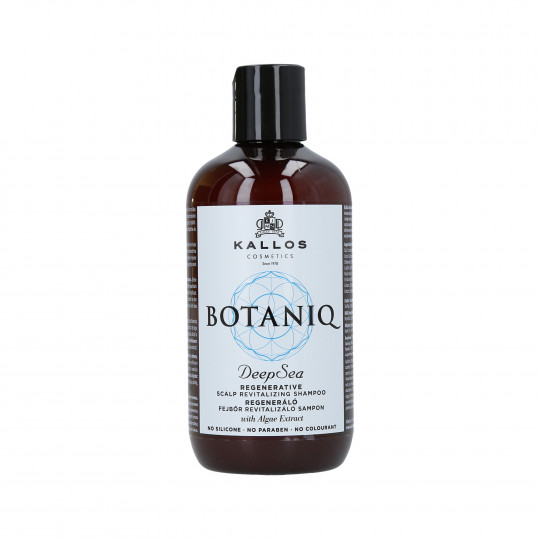 KLS BOTANIQ DEEP SEA SHAMPOO 300ML