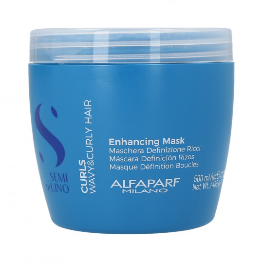 ALFAPARF SEMI DI LINO CURLS Curl Enhancing Mask 500ml