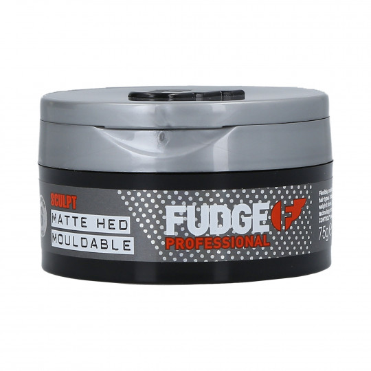 FUDGE PROFESSIONAL Matte Hed Mouldable paste 75g