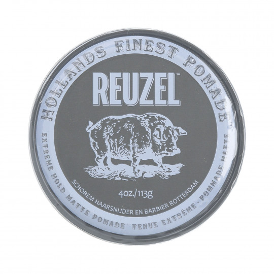 REUZEL Extreme Hold Matte Pomade Water Soluble 113g