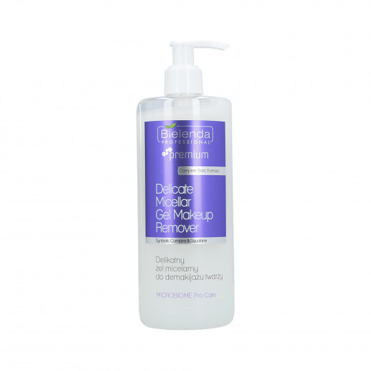 BIEL MICROBIOME MICELLAR MAKEUP GEL 500ML