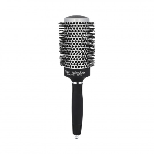 LUSSONI Simple Care Styling Brush With Removable Pin, Ø 53 mm
