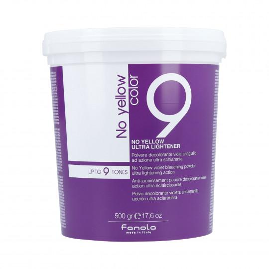 FANOLA NO YELLOW De-Color Powder 500g - 1