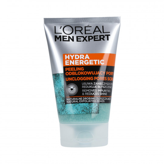 MEN EXPERT HYDRA ENERGETIC PEELING 100ML