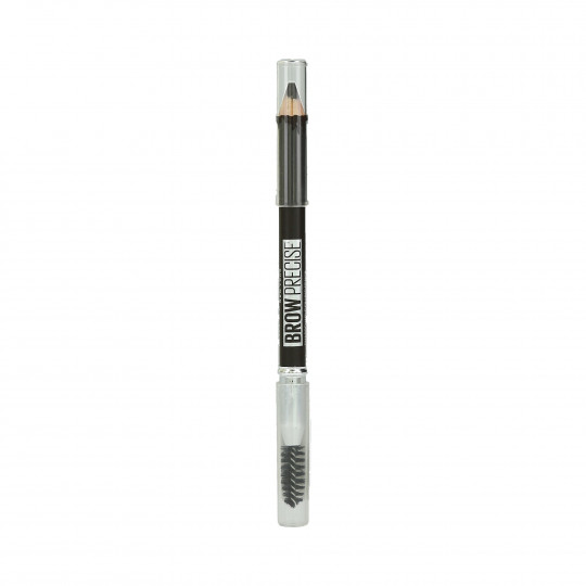 MAYBELLINE MASTER SHAPE Double eyebrow pencil Deep Brown 0,6g