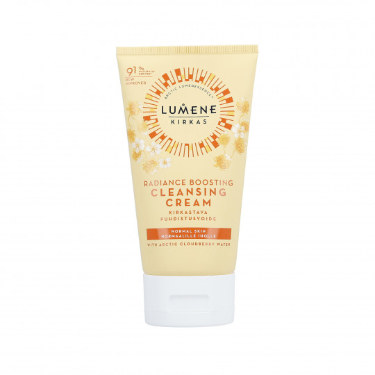 LUM KIRKAS CLEANSING CREAM 150ML