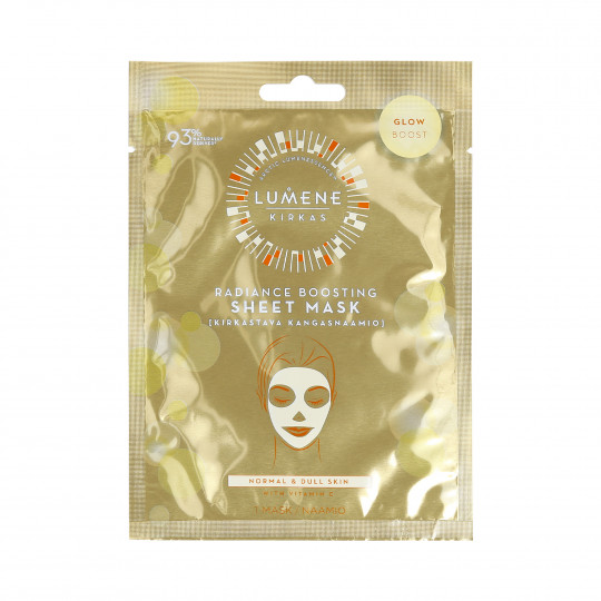 LUM KIRKAS MOISTURIZING SHEET MASK
