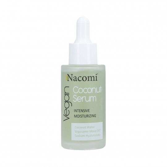NACOMI Vegan Coconut Serum Intensive Moisturizing 40ml - 1