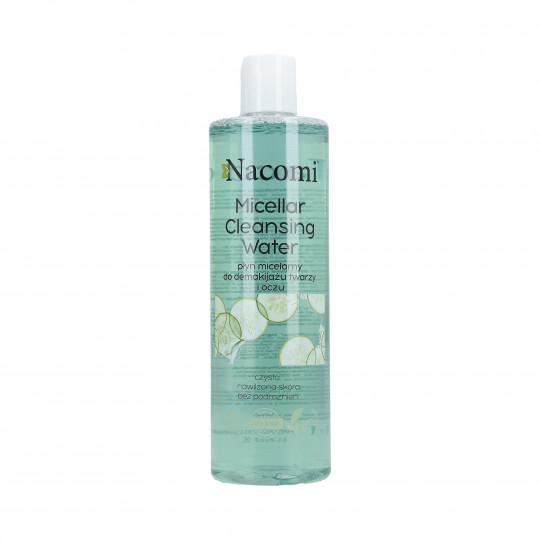 NACOMI Micellar Cleansing Water 400ml - 1