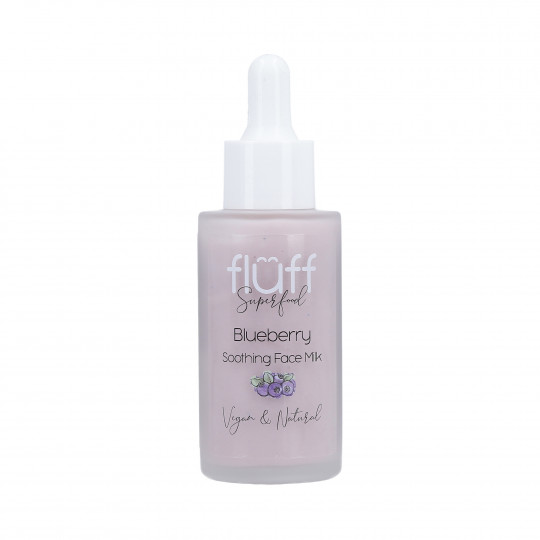 FLUFF SOOTHING FACE MILK BLUEBERRY 40ML