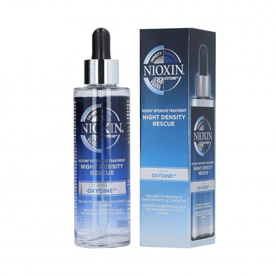 NIOXIN INTENSIVE TREATMENTS Density Rescue Night treatment 70ml - 1
