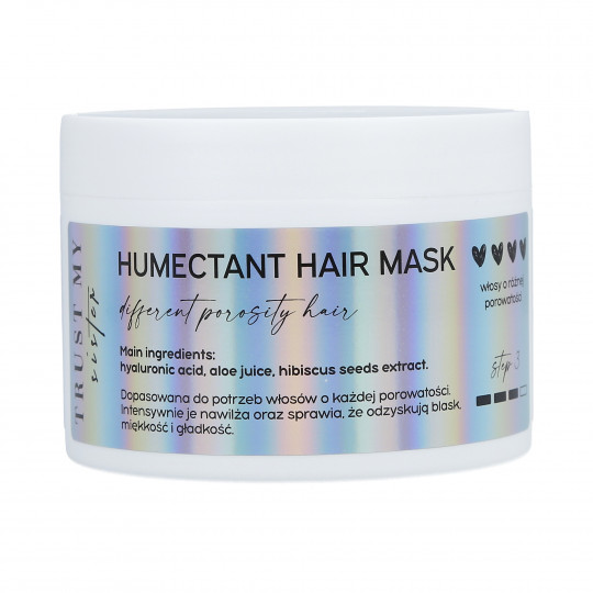 TRUST MY SISTER Universal humectant hair mask 150g - 1