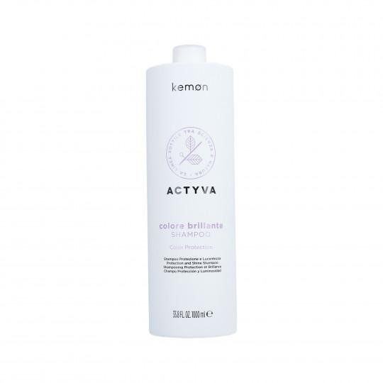 KEMON ACTYVA COLORE BRILLANTE Shampoo for colour-treated hair 1000ml - 1
