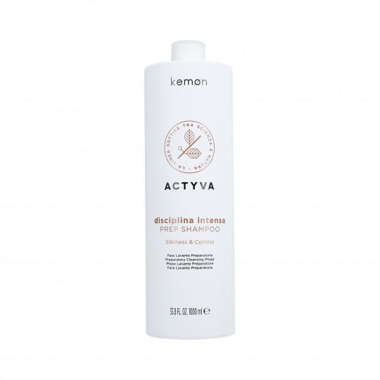 KEMON ACTYVA DISCIPLINA INTENSA Prep Shampoo 1000ml - 1