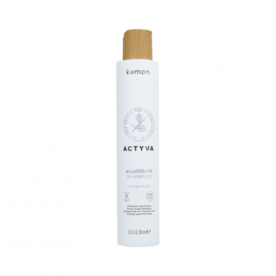 KEMON ACTYVA EQULIBRIO Shampoo Scalp care 250ml - 1