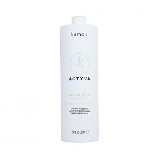 KEMON ACTYVA NUOVA FIBRA Strength Shampoo 1000ml - 1