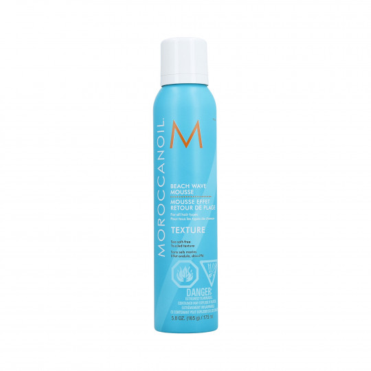 MOR STYLING WAVE MOUSSE 175ML