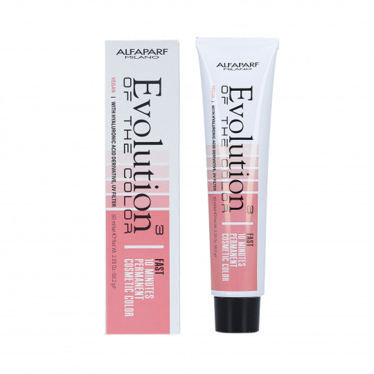 ALFAPARF EVOLUTION OF THE COLOR³ FAST Permanent Cosmetic Color 60ml - 1