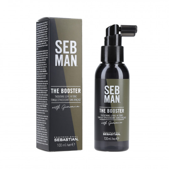 SEB MAN THE BOOSTER LEAVE IN TONIC 100ML
