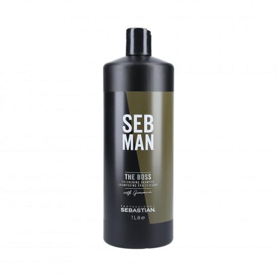 SEB MAN THE BOSS SHAMPOO 1L