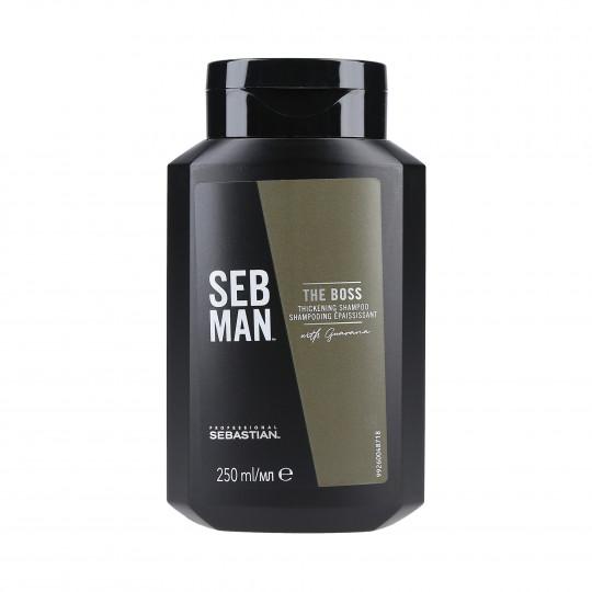 SEB MAN THE BOSS SHAMPOO 250ML