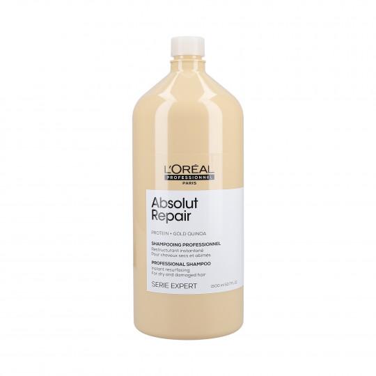 L'OREAL PROFESSIONNEL ABSOLUT REPAIR Gold Quinoa Protein Regenerating shampoo 1500ml