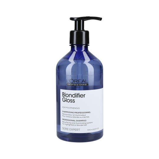 L'OREAL PROFESSIONNEL BLONDIFIER GLOSS Blond Shampoo 500ml