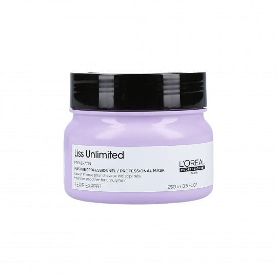 L'Oréal Professionnel Serie Expert Liss Unlimited Smoothing Mask 250ml