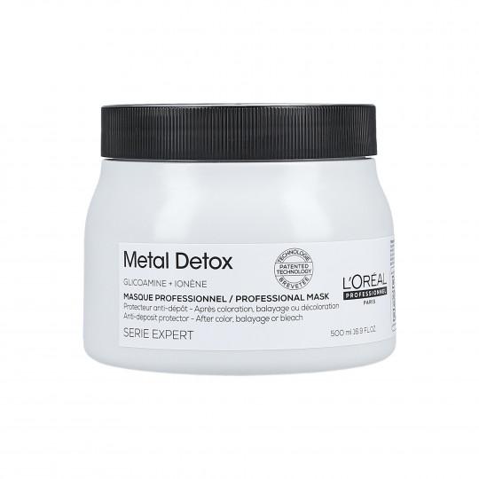 METAL DETOX MASK 500ML