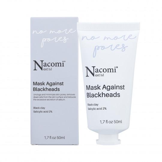 NACOMI NEXT LEVEL MASK AGAINST BLACKHEADS 50ML