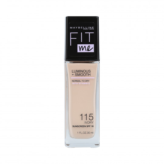 FIT ME L&S FOUNDATION 115 IVORY 30ML