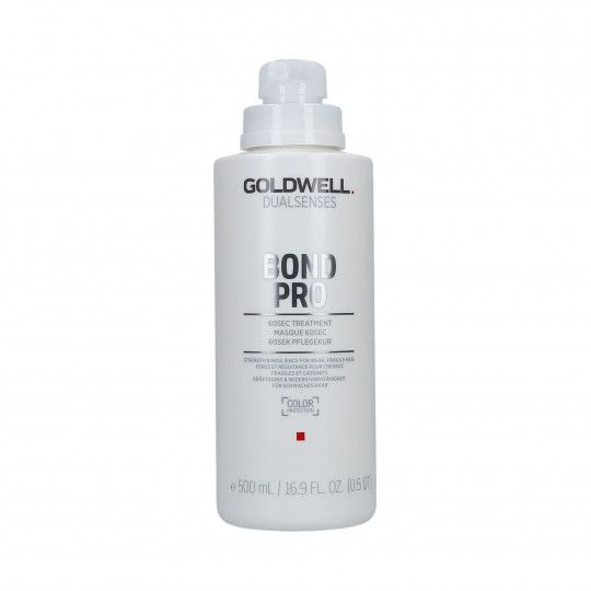 GOLDWELL DUALSENSES BOND PRO Treatment 500ml