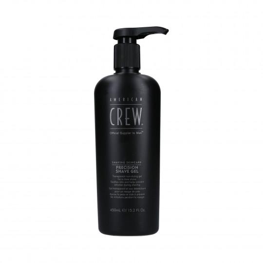 AMERICAN CREW SHAVE Precision shave gel 450ml