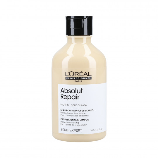 L'OREAL PROFESSIONNEL ABSOLUT REPAIR Gold Quinoa+Protein Regenerating shampoo 300ml