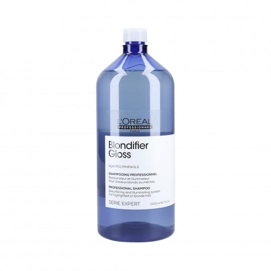 L'OREAL PROFESSIONNEL BLONDIFIER GLOSS Blond Shampoo 1500ml