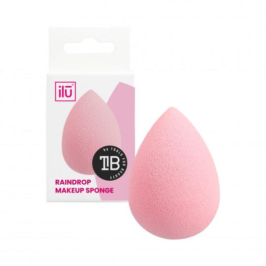 ilū Raindrop Makeup Sponge, Pink